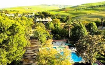 Les stations thermales de Moulay Yacoub et Sidi Harazem