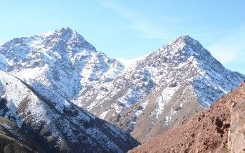 Ascension au Djebel Toubkal